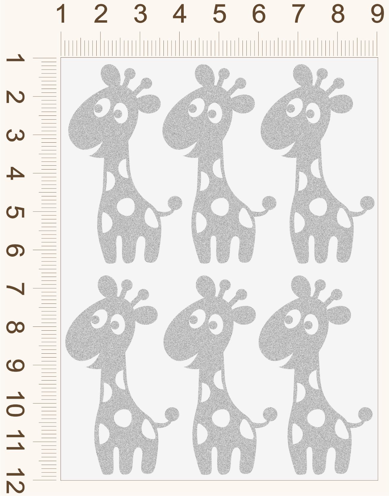REFLEXNÉ PRVKY Žirafy