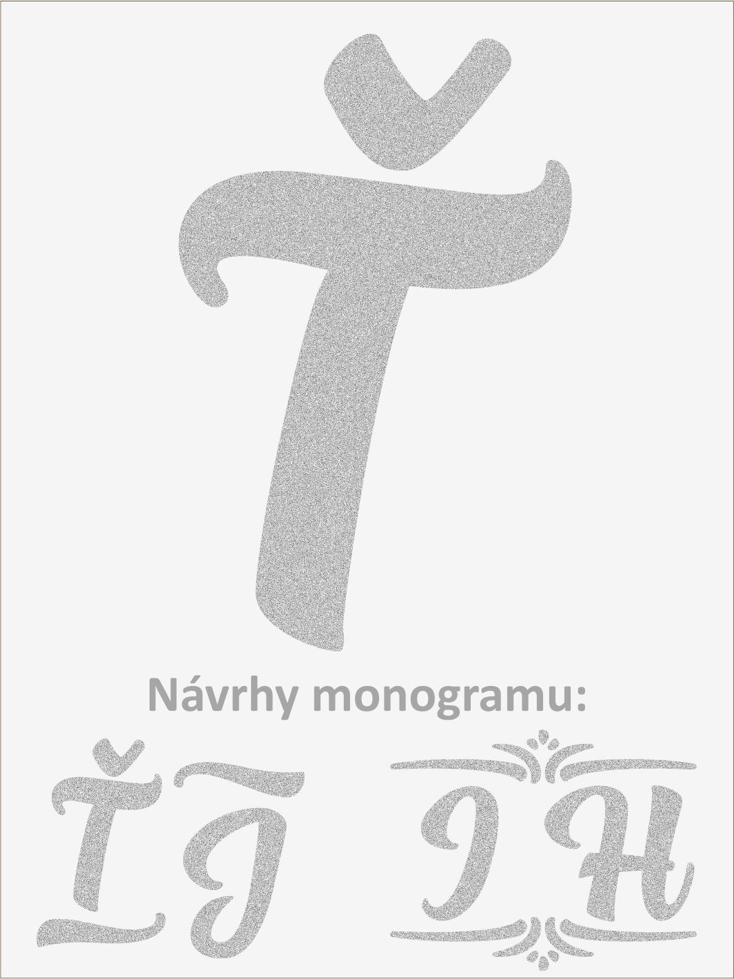 Písmeno T font1