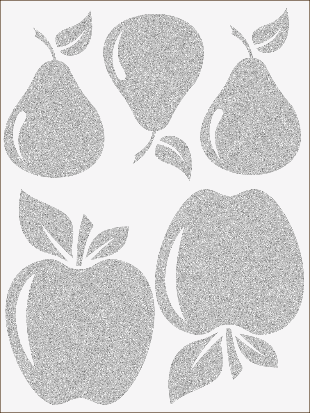 REFLEXNÉ PRVKY Jablká a Hrušky