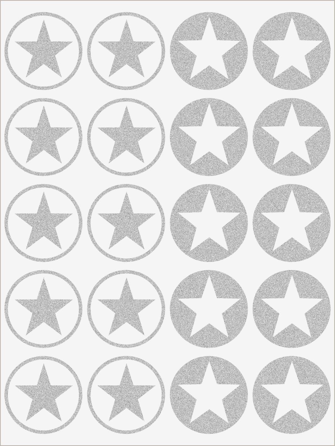REFLEXNÉ PRVKY Hviezdy 2