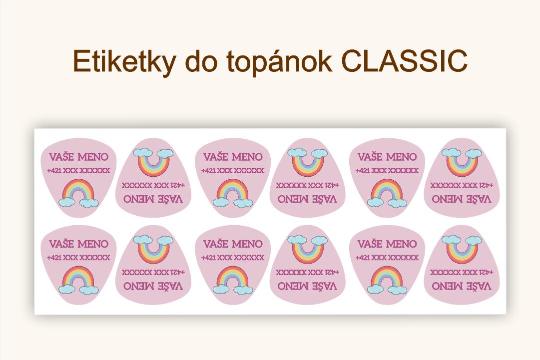 Balík do škôlky CLASSIC 2